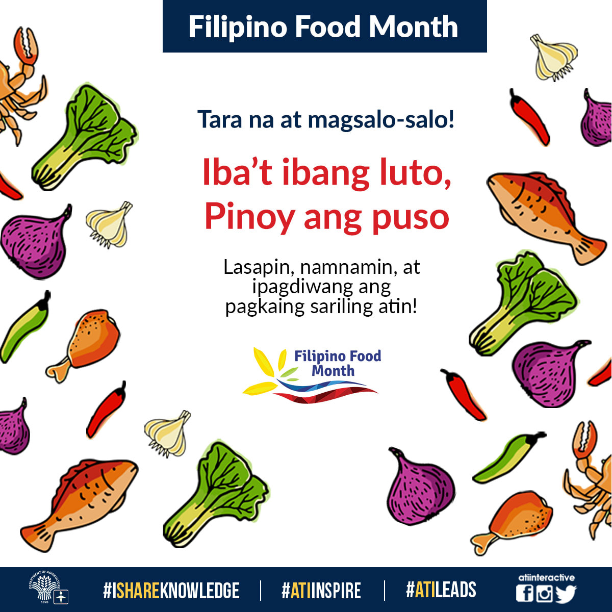 Filipino Food Month