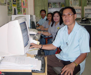 davao e-learning office