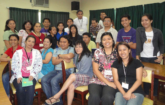 4th set of courseware developers